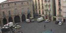 Edificio de la administración local - Webcam, Manresa