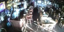 Bar del pueblo de Pusser's Road - Webcam, Samui