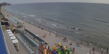 Playas costeras - Webcam, Koblevo