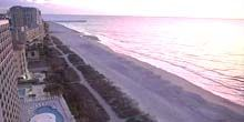 Playas atlánticas - Webcam, Myrtle Beach