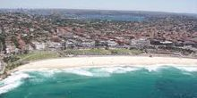 Vista de la playa de Bondi - Webcam, Sydney