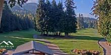 El territorio del club de golf - Webcam, Whistler
