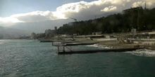 Panorama del mar - Webcam, Yalta