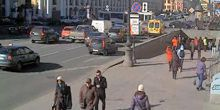 Gostiny Dvor - Webcam, San Petersburgo