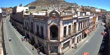 Centro de Historia - Webcam, Zacatecas