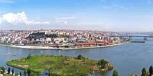 Bahía Golden Horn - Webcam, Estambul