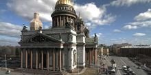 Catedral de San Isaac - Webcam, San Petersburgo