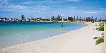 Playa de Jurien Bay - Webcam, Perth