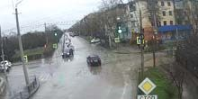 Calle Krupskaya - Webcam, Evpatoria