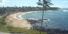 Sheraton Kauai Resort - Webcam, islas hawaianas