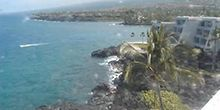 Sheraton Kona Resort - Webcam, islas hawaianas