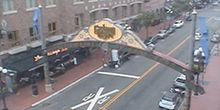Cuarto de gaslamp - Webcam, San Diego