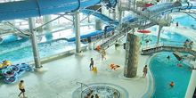Aquapark Lebyazhy - Webcam, Minsk