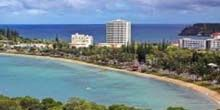 playas en Lemon Bay - Webcam, Noumea