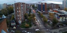 Avenida Lenin - Webcam, Tomsk