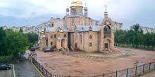 Catedral del santo cristo - Webcam, Severodonetsk