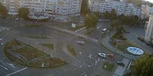 Кольцо перед собором - Webcam, Braila