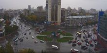 Plaza Lunintsev, Circo estatal - Webcam, Novosibirsk