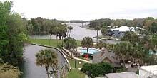 Crystal River, condado de Citras - Webcam, Tampa