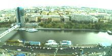 Панорама с Москва Сити - Webcam, Moscú