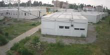 Campus modular para desplazados internos. - Webcam, Jarkov