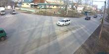 Intersección central - Webcam, Ust-Kut