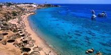 Playa de Neama Bay - Webcam, Sharm el-Sheikh