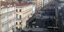 Nevsky Prospect - Webcam, San Petersburgo