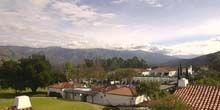 Panorama de la ciudad de Ojai - Webcam, Los Angeles