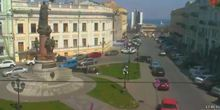 Plaza catalana - Webcam, Odessa
