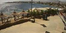 Terraplén cerca del club ruso - Webcam, Dahab