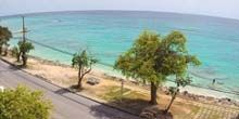 Paines Bay Beach en St. James - Webcam, Bridgetown