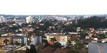 Panorama desde arriba - Webcam, Criciuma