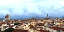 Panorama desde arriba - Webcam, Florencia