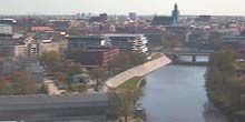 Panorama desde arriba - Webcam, Wroclaw