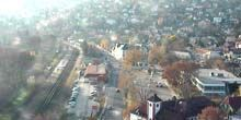 Panorama desde arriba - Webcam, Balatonalmadi