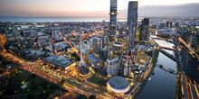 Panorama de Platinum Apartments - Webcam, Melbourne