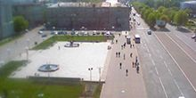 Plaza de la Catedral - Webcam, Cherkasy