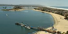 Catamaran Beach Resort - Webcam, San Diego