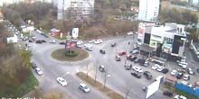 Centro comercial Ring on Tolstoy - Webcam, Vladivostok