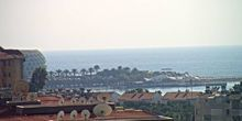 Panorama de Toroslar Construction Apartments - Webcam, Alanya