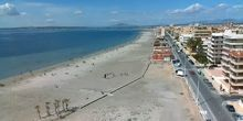 Playas de Santa Pola - Webcam, Valencia