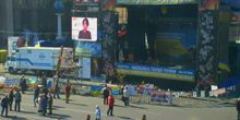 Plaza de la victoria - Webcam, Kiev
