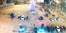Plaza central - Webcam, Korolev