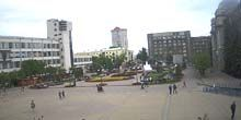 Plaza de la estación - Webcam, Jarkov