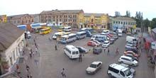 Estación de autobuses - Webcam, Melitopol