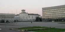 Plaza central - Webcam, Sumy