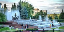 Fuente Sadko - Webcam, Sumy