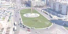 Plaza de la victoria - Webcam, Lipetsk