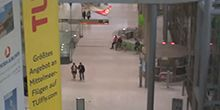 Lobby del aeropuerto de Colonia / Bonn - Webcam, Colonia